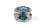 6 oz Gift Jar, Maine Sea Salt and Cracked Pepper. Peppercorns Sourced from India. Cracked And Bruised By Us.  .115 WT