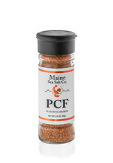 PCF Shaker 2.8 oz The Perfect Seasoning For All Your Proteins, Carbs And Fats.  SIX TO A CASE.  2.94 WT