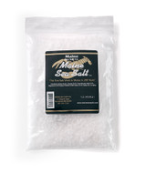 Natural Maine Sea Salt  8 oz COARSE SIZE.  .83 WT  Certified Kosher