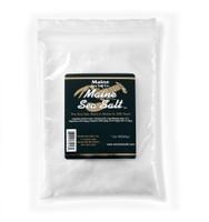 Natural Maine Sea Salt Bag  FINE SIZE 8 oz.  .83 WT  Certified Kosher