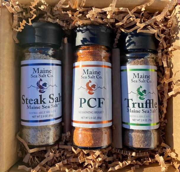 Maine Salt Shaker Collection
