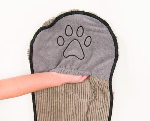 Dirty Dog Shammy Dog Towel