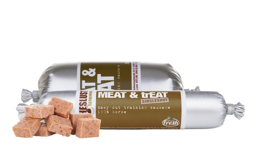 Meat Love Meat & Treat - Horse 80g