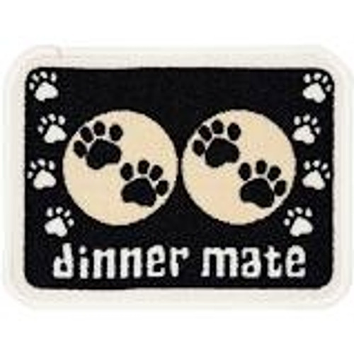 Mini Mate Absorbent Food Mat - Brown