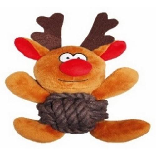Happy Pet Knottie Reindeer
