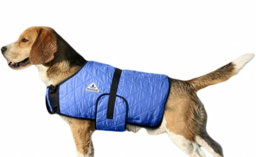 Hyperkewl Cooling Dog Coat