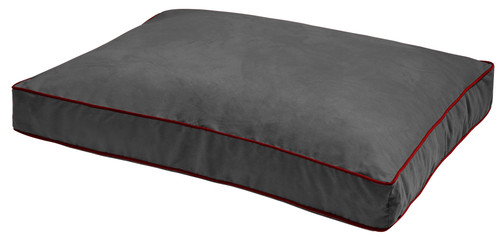 Dog Gone Smart Rectangle Dog Bed - Nanosuede