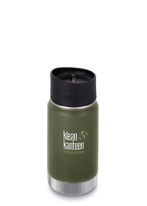 Klean Kanteen Climate Lock Vacuum Insulation Bottles 12oz/355 ml