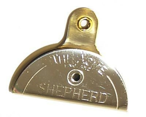 Nickel Shepherds Whistle
