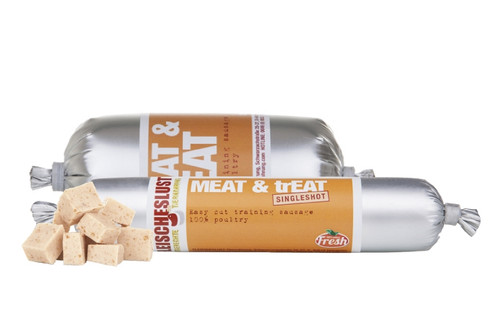 Meat Love Meat & Treat Poultry 200g