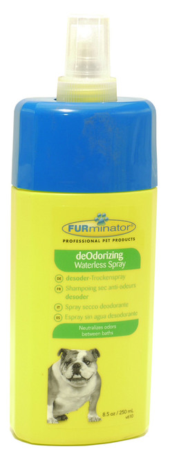 Furminator Waterless Deodorising Spray 250ml