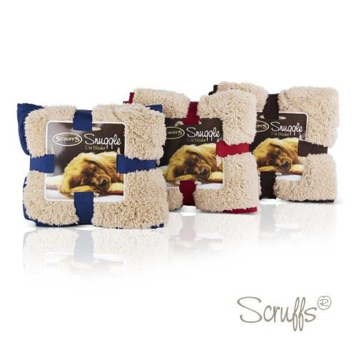 Scruffs Snuggle Pet Blanket 110 x 75 cm
