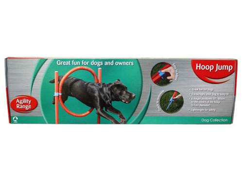Dog Agility Hoop Jump