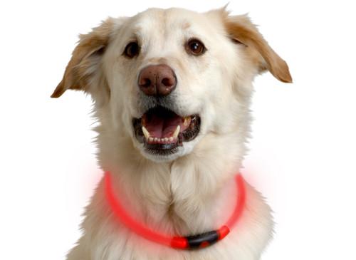 Nite Ize NiteHowl LED Safety Necklace - Red