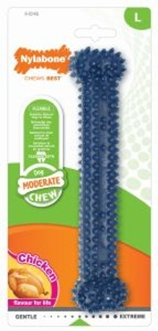 Nylabone Moderate Dental Chew Chicken Large