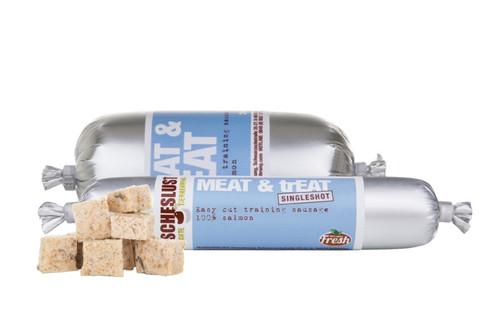 Meat Love Meat & Treat Salmon 200g