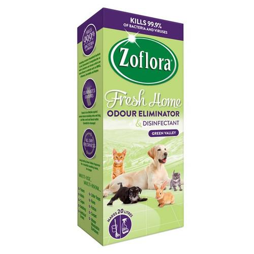 Zoflora Fresh Home Green Valley 500ml