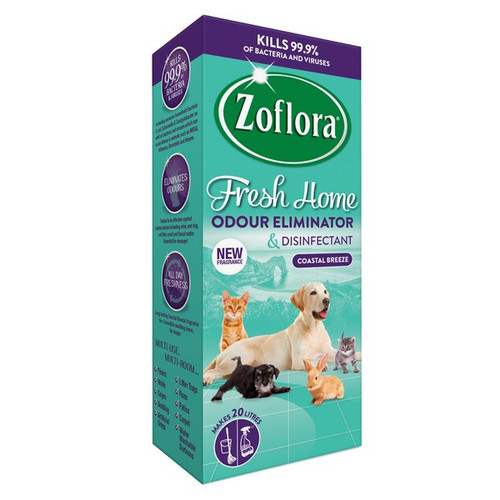 Zoflora Fresh Home Coastal Breeze 500ml