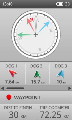 SportDog TEK Compass