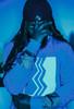 Pollute Tru Knowledge Blue Crewneck