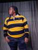 Black/Yellow Rugby Stripe Jersey