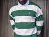 Natural/Forest Rugby Stripe Jersey