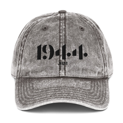 1944 JBM Vintage Cotton Twill Dad Hat