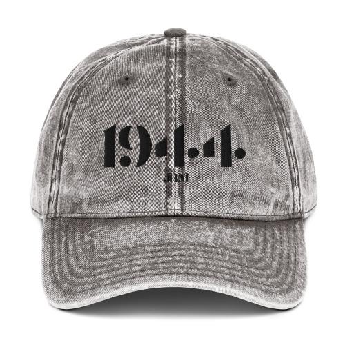 1944 JBM Vintage Cotton Twill Dad Hat