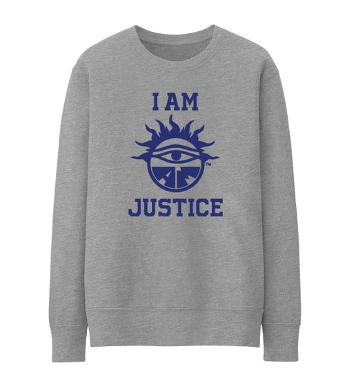 """Philoso-tees :  Philoso-tees Allows you to be the change you seek. Proceeds from each garment supports The I AM Creative Justice Non-profit. It provides provide tuition for students whose family is in survivorship of police brutality and students who wish to make positive change in the fields of justice. The first offering is the I AM JUSTICE sweatshirt and tee."