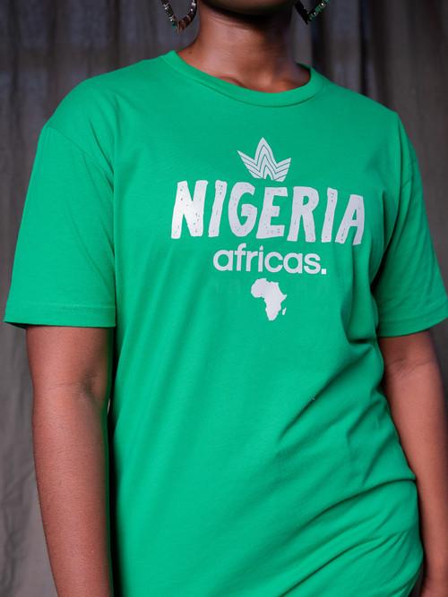 africas x Nigeria Tee