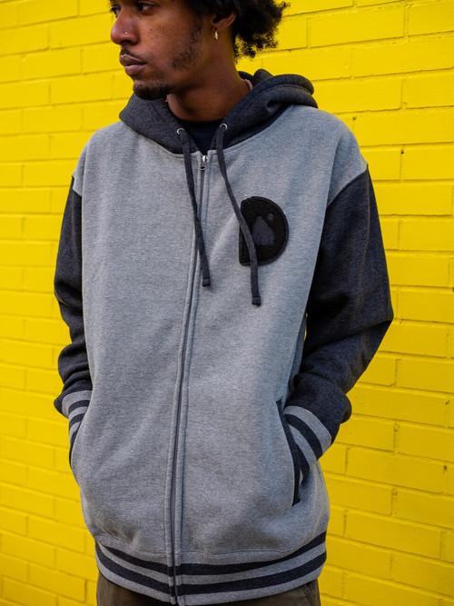 DRC Varsity Full-Zip Hoodie
