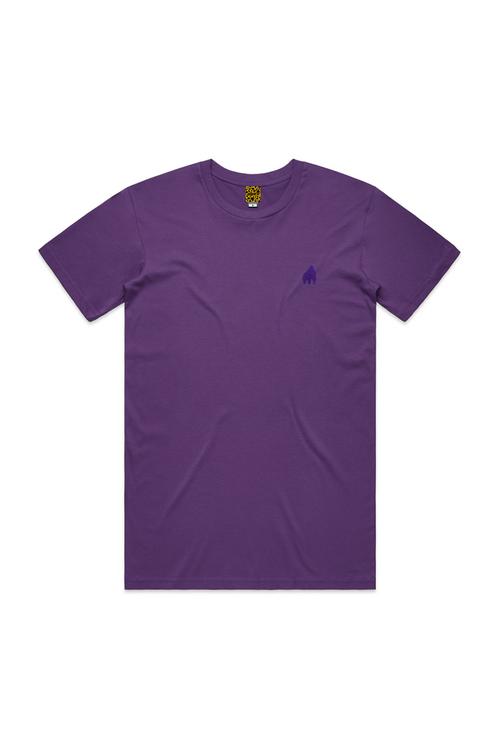 Purple Gorillo Tee