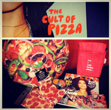 The Cult of Pizza - Nylon Magazine recognizes!