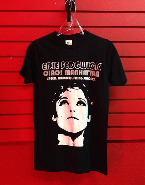 Edie Sedgwick Ciao Manhattan T-Shirt