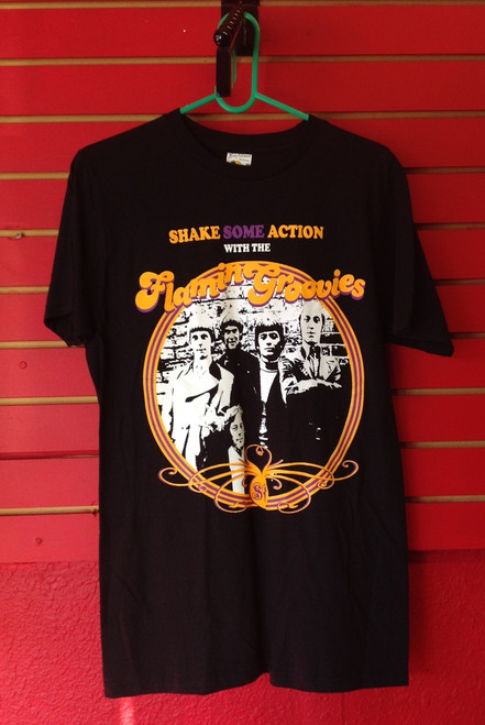 Flaming Groovies Shake Some Action T-Shirt