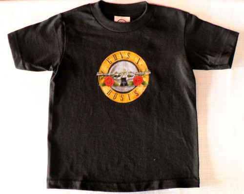 Guns N' Roses Logo Toddler T-Shirt