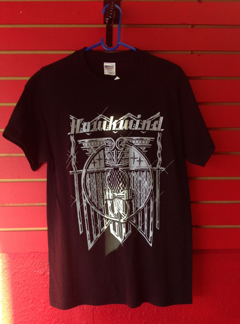 Hawkwind Doremi T-Shirt in Black