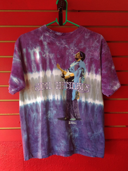 Jimi Hendrix Tie Dye T-Shirt