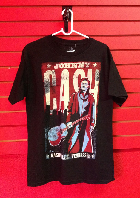 Johnny Cash Nashville T-Shirt