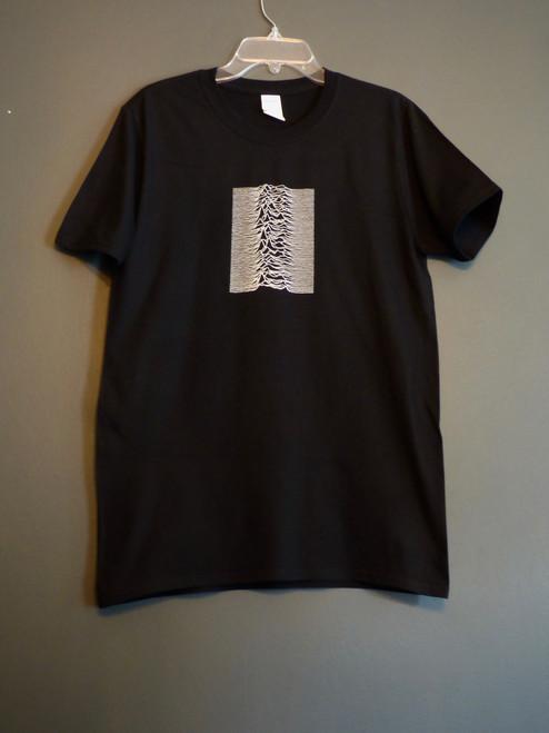 Joy Division Unknown Pleasures T-Shirt