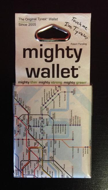 Mighty Wallet - London Underground