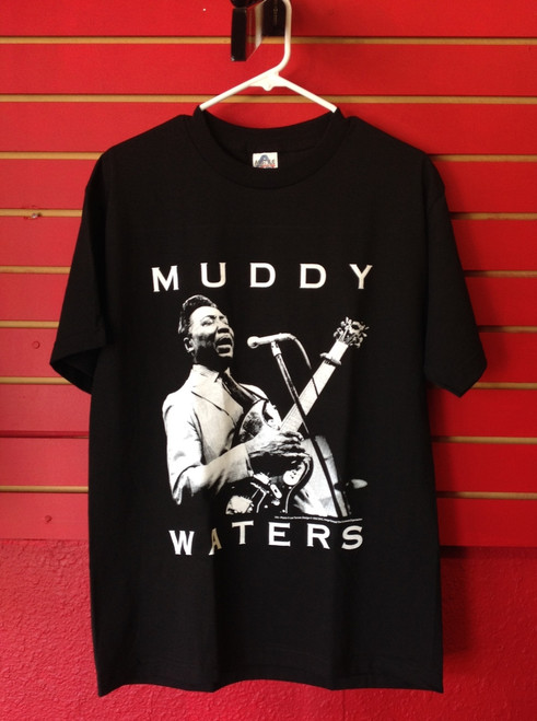 Muddy Waters Singing T-Shirt