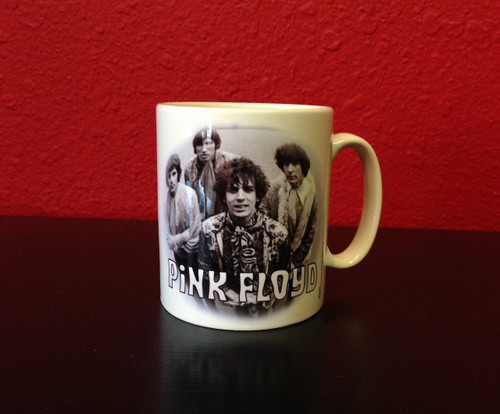 Pink Floyd with Syd Mug