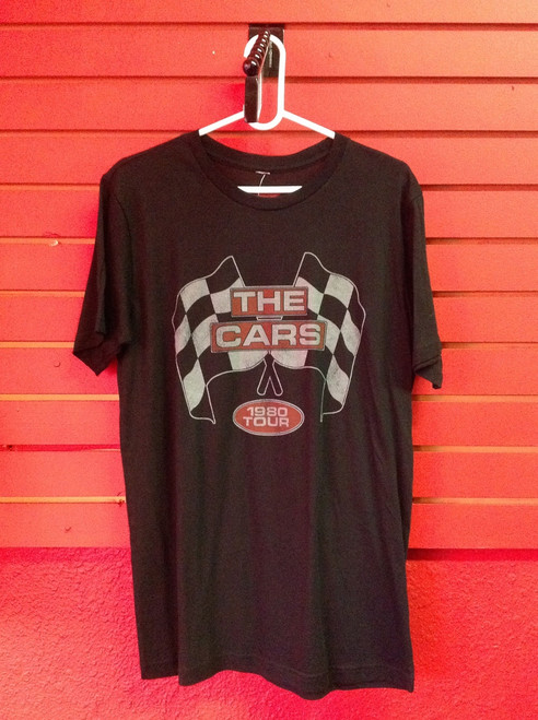 The Cars 1980 Tour Reprint T-Shirt