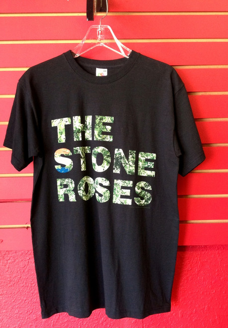 The Stone Roses Made of Stone T-Shirt in Black