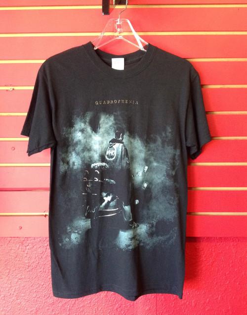 The Who Quadrophenia Moped T-Shirt