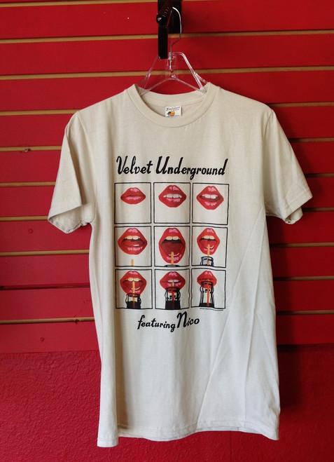 Velvet Underground Lips T-Shirt
