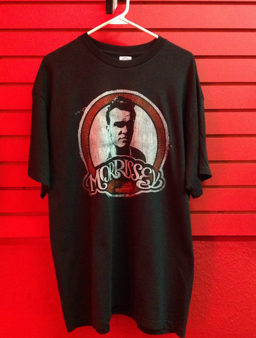 Morrissey Patch T-Shirt
