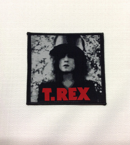 T. Rex Slider Sew On Patch