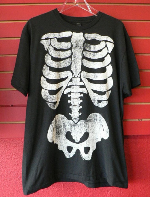 Skeleton X-Ray T-Shirt